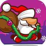 игра Санта-Бежать