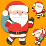 Salto di Babbo Natale gioco