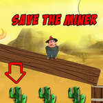 Save the Miner game