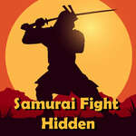 Samurai Fight Hidden juego