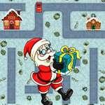 Дядо Коледа идва. игра