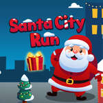 Santa City Run Spiel