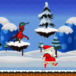 Santa Christmas Run game
