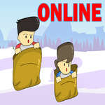 Sack Race Online game