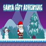 Aventura de regalo de Papá Noel juego
