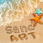 Пясъчно изкуство игра