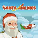 Santa Airlines game