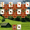 Scandinavische Warrior Solitaire spel