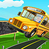 Autobus scolaire Parking Frenzy jeu