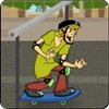 Scooby Doo Skate Race juego