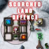 Scorched Land Defence game