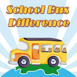 School Bus Difference game