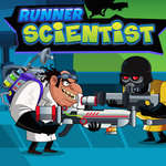 Scientist Runner game