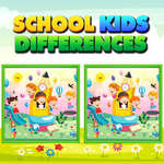 School Kids Differences game