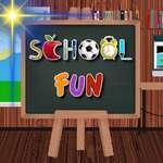 Училище забавно игра