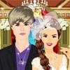 Selena a Justin svadba hra