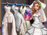 Sery Wedding Dolly Dress Up juego