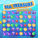 Sea Treasure Match 3 jeu