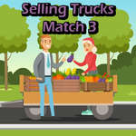 Selling Trucks Match 3 game