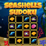 Seashells Sudoku game