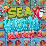 Sea World Match 3 game