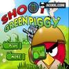 стреля зелени прасенце игра