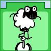 Mouton - un jeu de cartes jeu
