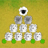 Sheep and wolfes game