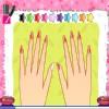 Brillantes uñas DIY juego
