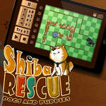 Shiba Rescue Dogs and Puppies game