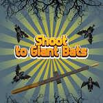 Dispara a murciélagos gigantes juego