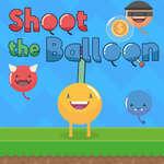 Balonu Vurun oyunu