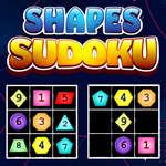 Tvary Sudoku hra