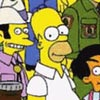 Simpsons personages puzzel spel