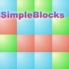 Simple Blocks game