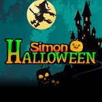 Simon Halloween spel