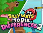 Maneras tontas de morir diferencias 2 juego