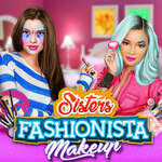 Sisters Fashionista Makeup game