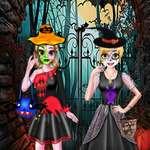 Sora S Rochii de Halloween joc
