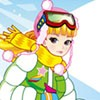 Ski Girl Fashion game
