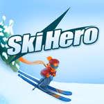 игра Лыжный герой