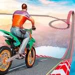 Sky Bike Stunts 2019 game