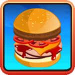 Sky Burger hra
