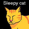 игра Сонная кошка