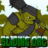 Sliding Orc game