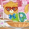 Smiley Kitten Dressup game