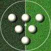 Snooker-futbol oyunu