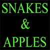Snakes Apples game