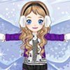 Snow Angel Dress Up Spiel