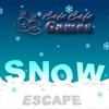 Fuga di neve gioco